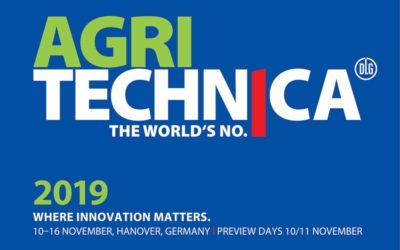 AGRITECHNICA 2019: The world's leading trade fair for agricultural machinery