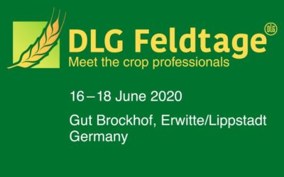 DLG-Field Days – The meeting point for crop professionals