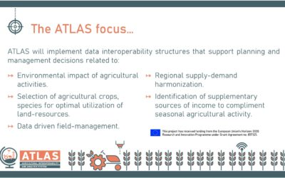 The ATLAS focus…