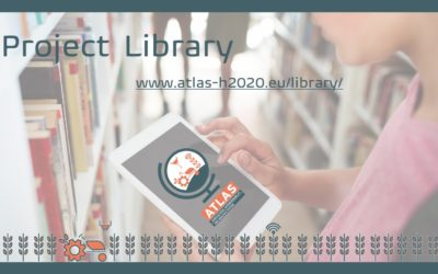 The ATLAS online library