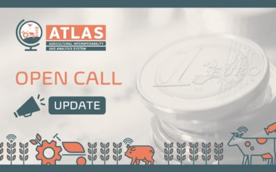 Update from the first ATLAS Open Call evaluation process