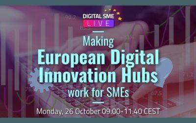 Making European Digital Innovation Hubs work for SMEs