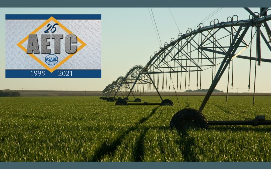 The 2021 Agricultural Equipment Technology Conference