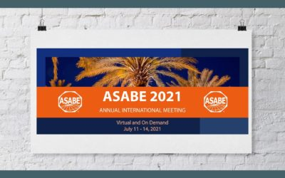 ASABE 2021 Annual International Meeting