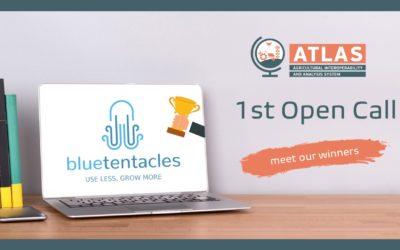 ATLAS 1st open call – Meet our winners #1