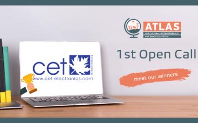 ATLAS 1st open call – Meet our winners #3