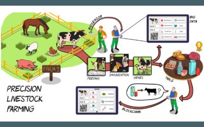 Digital Livestock Farming