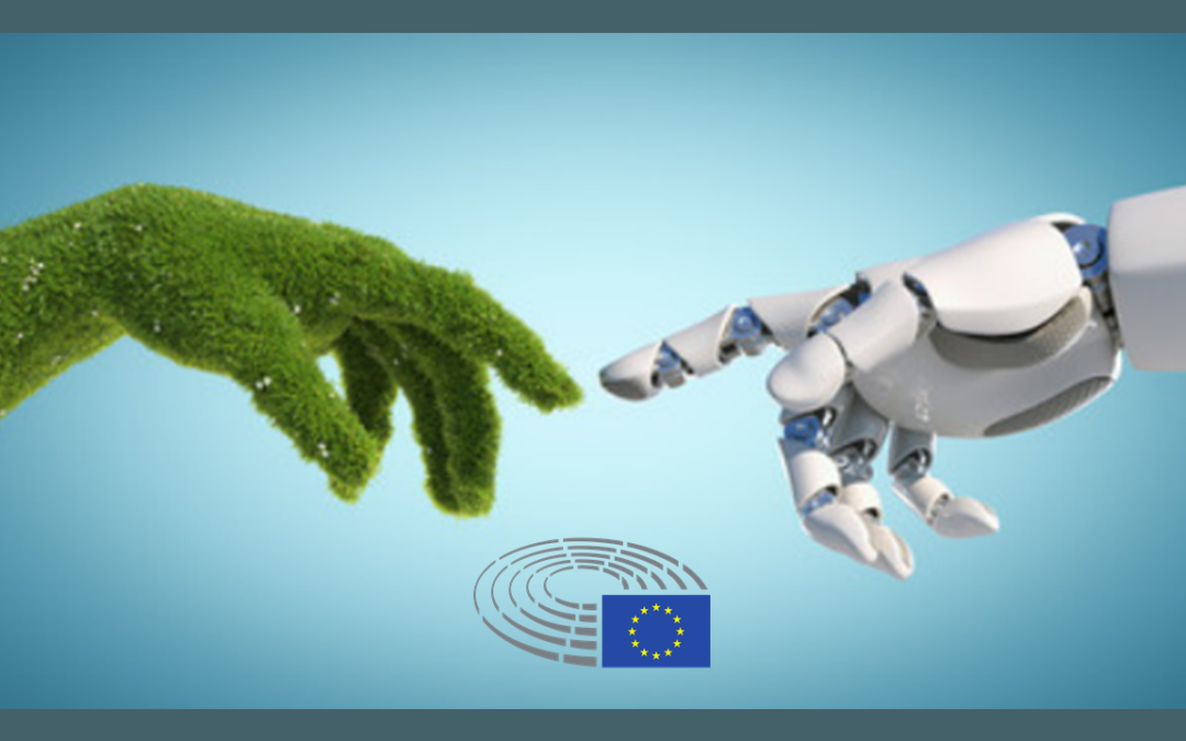 The role of Artificial Intelligence in the European Green Deal