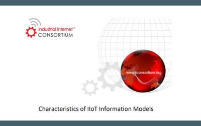Characteristics of IIoT Information Models