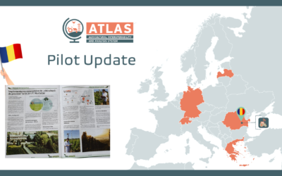 Update from the pilot area in Romania